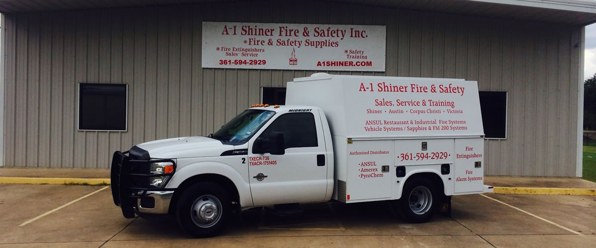 A1 Shiner Fire and Safety in Shiner Texas